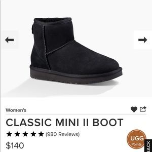 UGG Classic Mini Boots